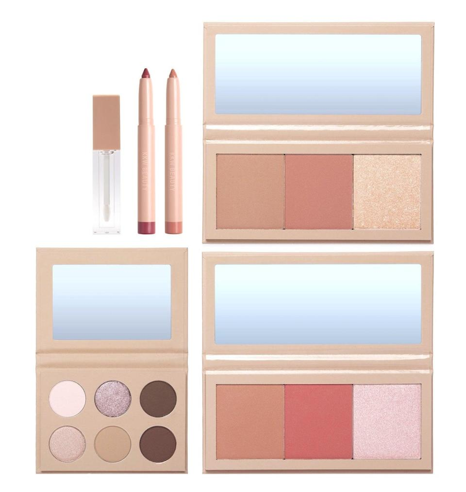 <p>Love it all? You can get the <span>KKW x Allison Complete Collection</span> ($150, valued at $162) for a deal. I can honestly say that I love every item and will be wearing them all on the regular.</p>