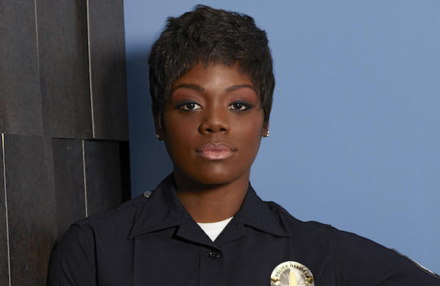 Afton Williamson Quits 'The Rookie' After Alleged Sexual Harassment And Bullying
