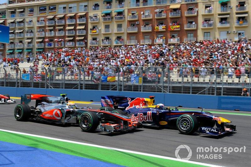 "GP de Europa 2010<span class=""copyright"">Steve Etherington / Motorsport Images</span>"