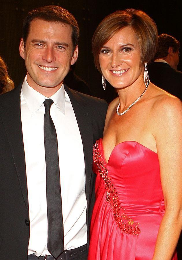Karl and Cassandra were married for 21 years before they split in late 2016. Source: Getty