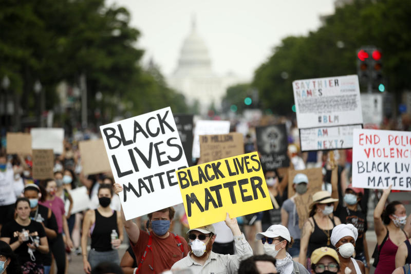 June 6 George Floyd protests and nationwide unrest