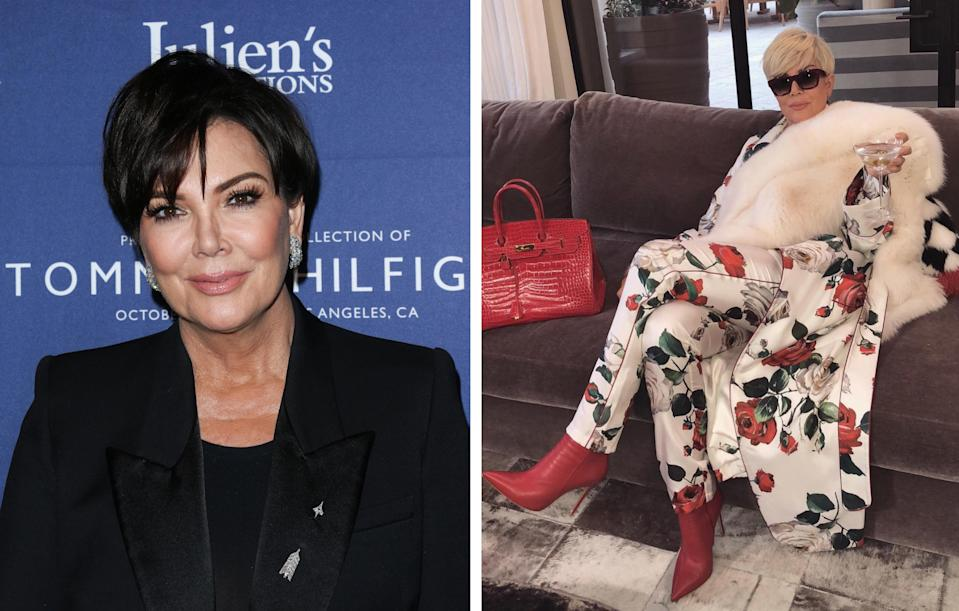<p><strong>When:</strong> October 23<br>Has the Kardashian matriarch actually gone blonde? Or is it simply a Halloween prank? Only time will tell.<br><i>[Photo: Getty/Instagram]</i> </p>