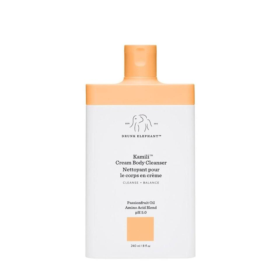 <p>There are plenty of body washes out there that let the fragrances do all the talking, but the <span>Drunk Elephant Kamili Cream Body Cleanser</span> ($20) actually features a creamy, clean, fragrance-free formula meant to cleanse and balance supersensitive skin.</p>