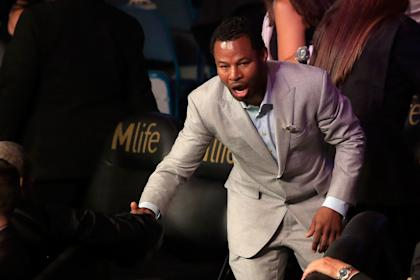 There is really no reason Shane Mosley should be fighting Saturday night. (Getty)