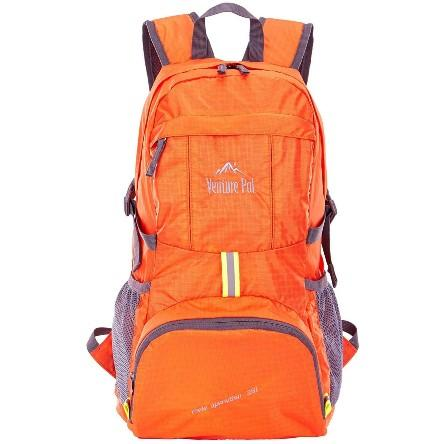 Venture Pal Lightweight Packable Durable Travel Hiking Backpack. (Photo: Amazon)