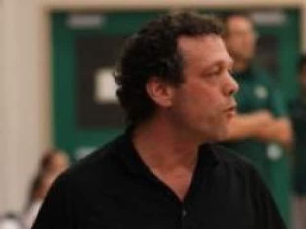 Rick Watkins, 57, better known by his former surnameDespatie, taught mathto grades 7 and 8 at St. Matthew High School in Orléans. (@Montreal1963/Twitter - image credit)