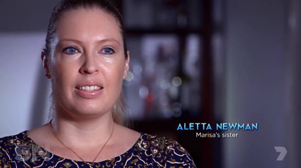 Aletta discovered her sister's death via Himalayan news reports