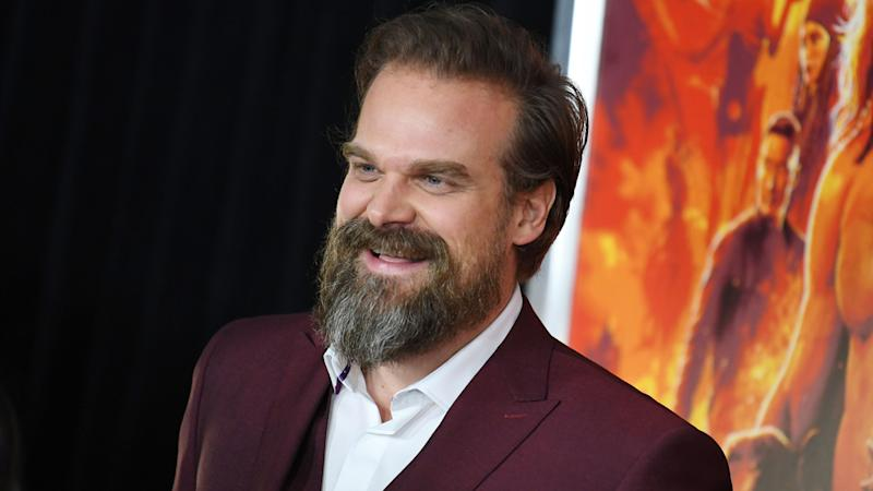 Why David Harbour Just Compare...