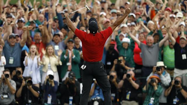 Michael Jordan didn't do it. Tom Brady can't do it. And neither can Steph Curry. There's only been one Tiger Woods.