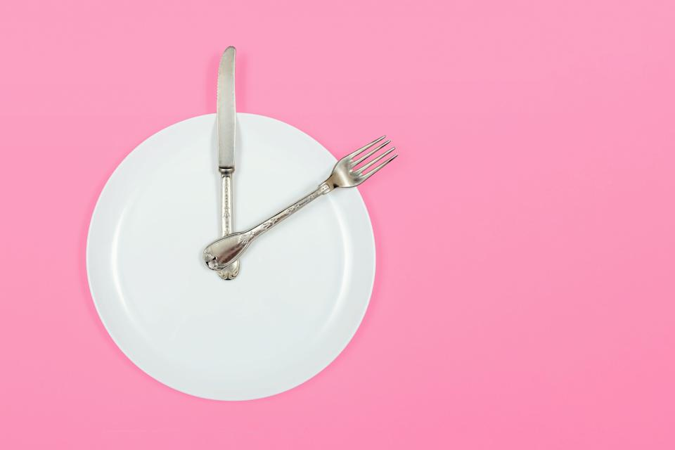 Many of us eat according to the clock, rather than listening to our bodies (Alamy/PA)