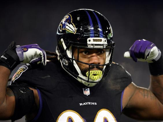 Za'Darius Smith agreed to join the Green Bay Packers (AP)
