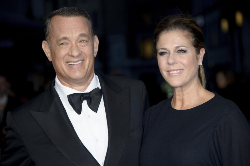 Insurance broker sentenced for scamming Tom Hanks