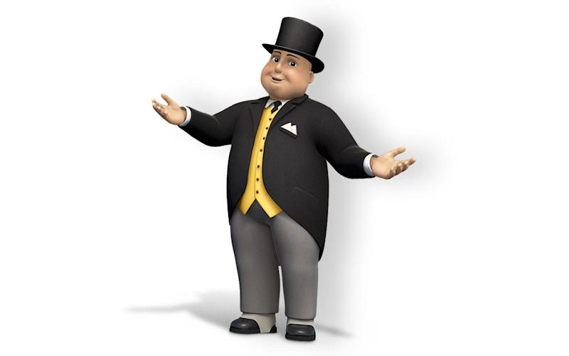 In Thomas The Tank Engine, the fictional Fat Controller manages the railway network by himself