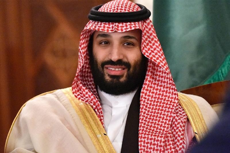 Crown Prince Mohammed bin Salman has come under suspicion over an alleged role in the killing of journalist Jamal Khashoggi