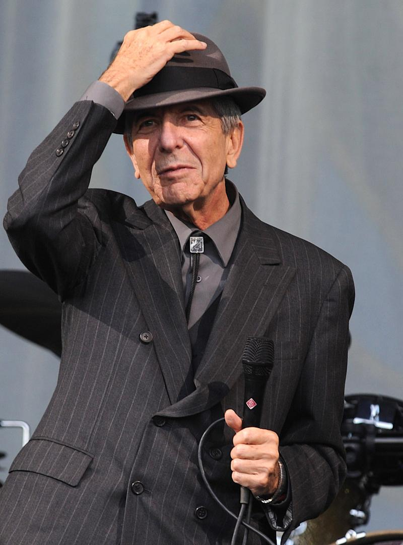 How Leonard Cohen's Son Finished His Father's Final (Breathtaking) Record