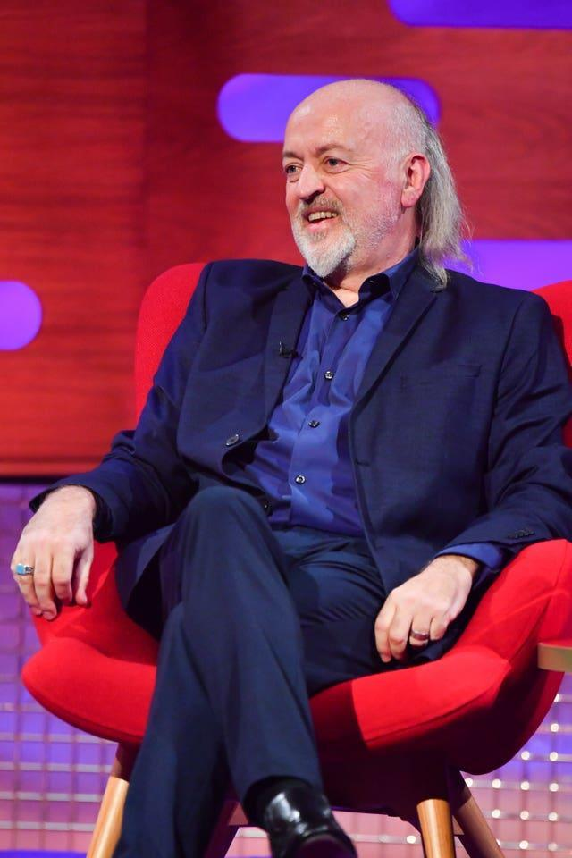 Bill Bailey comments