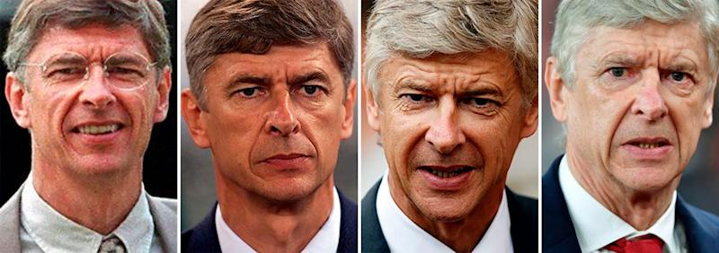 Wenger jumped because he feared push from Arsenal board