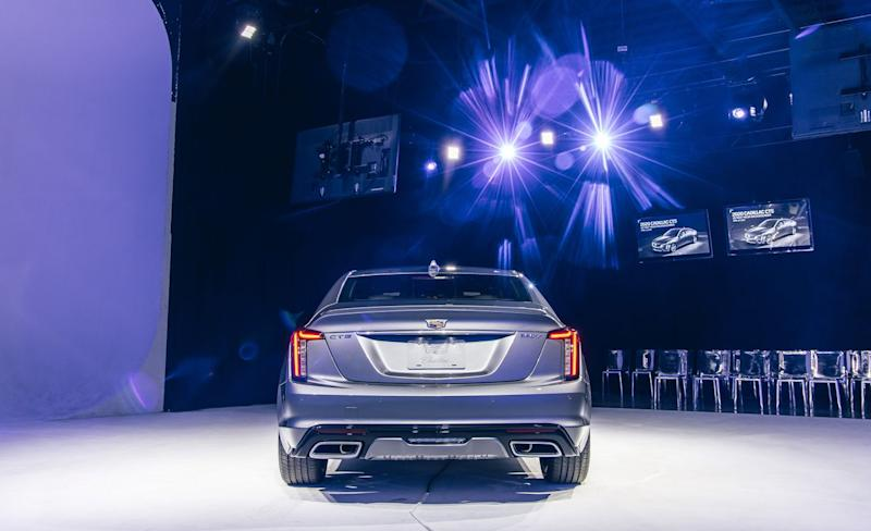 The 2020 Cadillac CT5 Tries to Do What the ATS and CTS Could Not