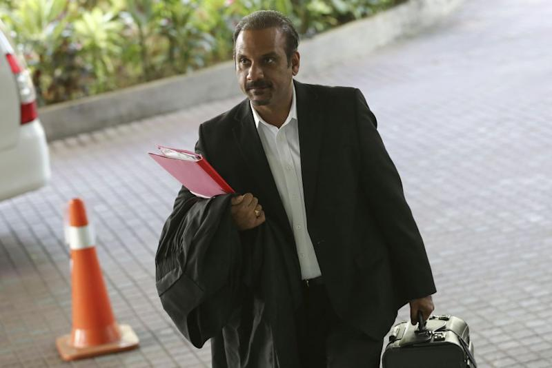 Lawyer Ramkarpal Singh said he disagrees with the findings and urge the AG to relook into the case. ― Picture by Yusof Mat Isa