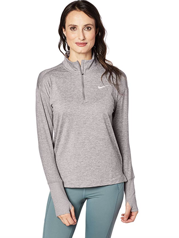 Nike Element Dry Half-Zip Running Top. (Photo: Amazon)