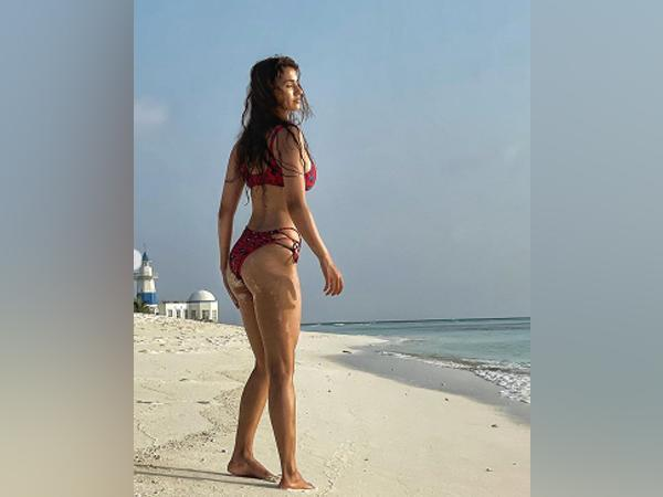 Actor Disha Patani (Image Source: Instagram)