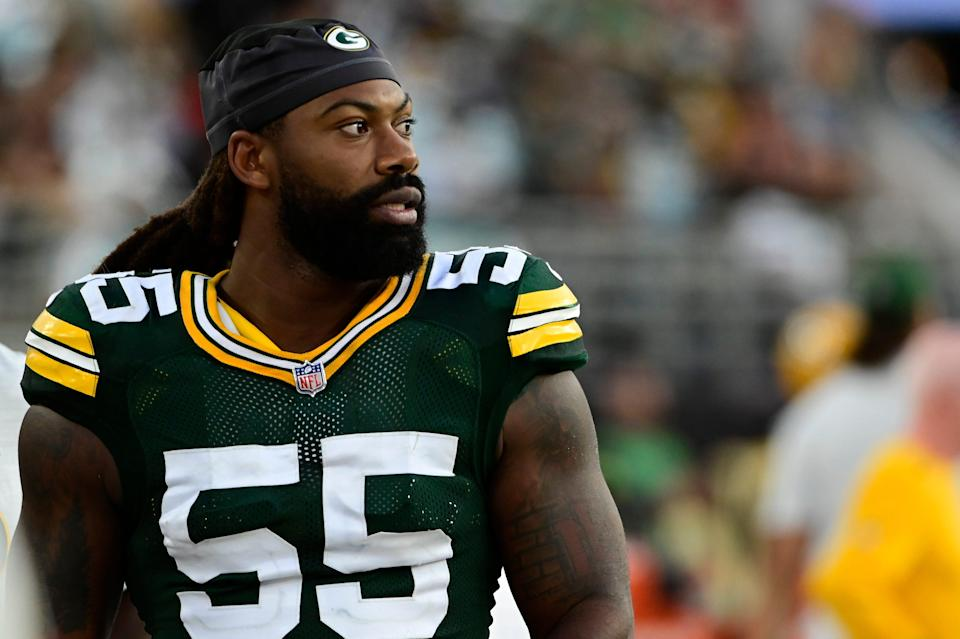 The Green Bay Packers have placed Za'Darius Smith on injured reserve.