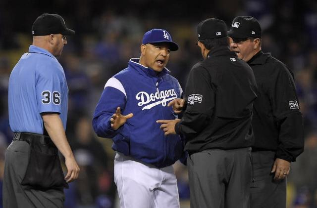 The Los Angeles Dodgers are still trying to find themselves are a disappointing start to the season. (AP)