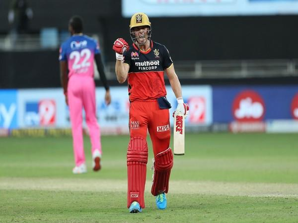 RCB's wicket-keeper batsman AB de Villiers (Photo/ iplt20.com)