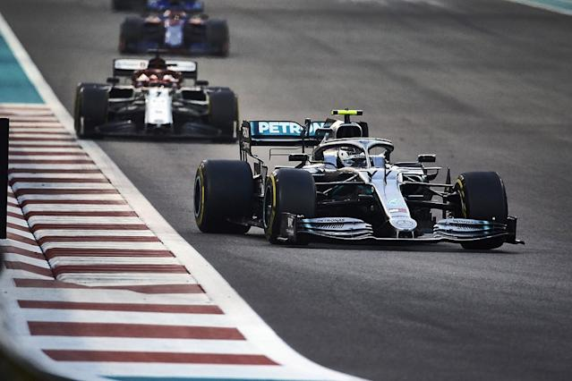 F1 drivers: Abu Dhabi proved DRS is needed