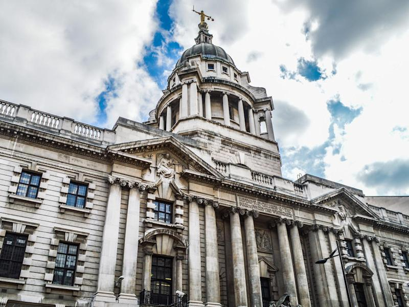 Old Bailey - London, UK: Getty