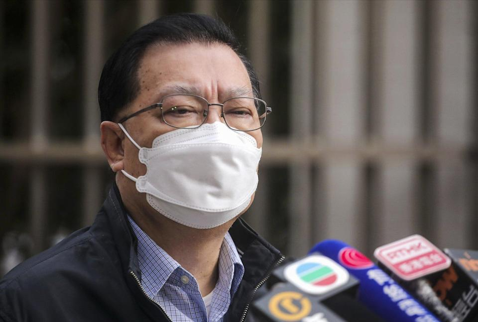 Tam Yiu-chung, Hong Kong's sole delegate to the National People's Congress Standing Committee, said the body understood the urgent nature of the timetable posed by coming elections in the city. Photo: Handout