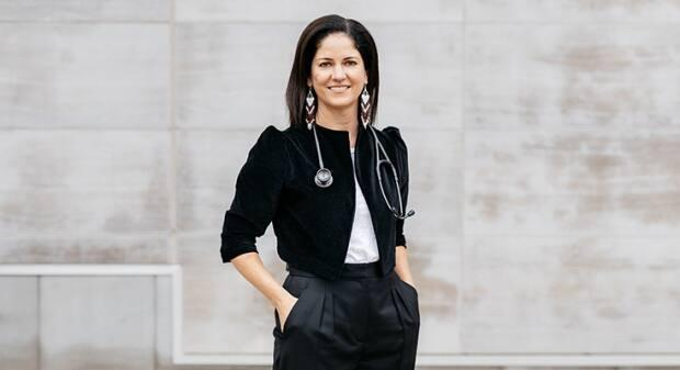 Dr. Lisa Richardson says it's critical for Indigenous health and social service providers to reach out to other Indigenous people to help build awareness and trust in COVID-19 vaccines.