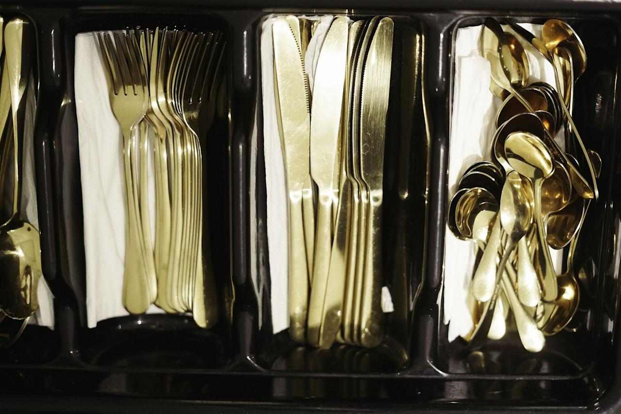 "<p>Tarnished brass is sad. It doesn't matter if it's a prized family heirloom or a fun flea market find—if it's dark and discolored, you either need to toss that item in a drawer or get started on Project Brass Cleanup. But know this before you opt for the drawer method: Brass is really having a moment. </p><p>Before you break out your <a href=""https://www.countryliving.com/home-maintenance/cleaning/g28353015/how-to-clean-tile-grout/"" target=""_blank"">cleaning supplies</a>, check to see if you're even in possession of real brass with a good old-fashioned magnet. If the magnet sticks, you have some fake brass in your hands, friend. But if there's no magnetization, you've got the real thing and you can get to work. Start by <a href=""https://www.countryliving.com/home-maintenance/cleaning/a27534079/castile-soap-uses/"" target=""_blank"">cleaning it</a> with warm soapy water before trying your hand at the harder stuff listed below. Another tip: Always check whether varnish is on the brass before you go to town. Two ways to tell if you've got varnish is if there are black spots on your brass <em>or</em> if you've had a piece for years and years and never cleaned it. If you've got varnish, stick with soap and water. If you don't, just know that depending on the type of object you're cleaning and how far gone it is, you might need to try a few of these solutions before you find a winner. Once your brass is cleaned up, you can admire yourself in its reflection and toast yourself with a well-deserved cocktail. <br></p>"