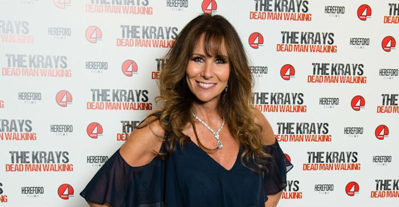 Linda Lusardi revealed she still fits into a bikini she wore 31 years ago (Photo: Jeff Spicer/Getty Images)