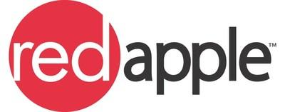 Logo- Red Apple (CNW Group/Red Apple Stores Inc.)