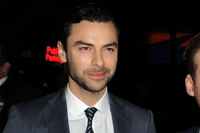 Aidan Turner Another 'The Hobbit' alumnus, Irish actor Turner has gone from Kili to lady-killer (sorry) with his lead role in TV's 'Poldark,' in which his aversion to wearing shirts rivals that of Daniel Craig. He's tall, dark, handsome, the right age: we definitely fancy his chances for Bond.