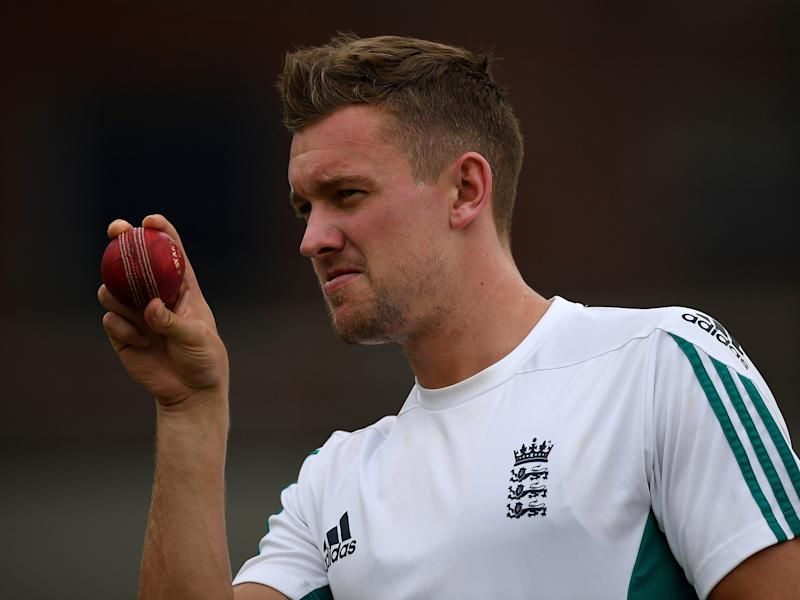 Jake Ball aiming to be England's main man at the death ahead of Ireland ODI series