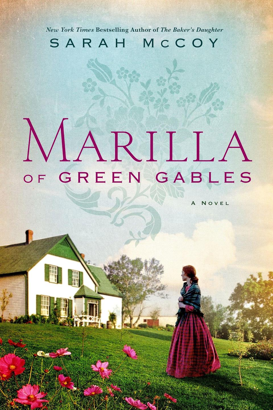<p>Much like the <strong>Anne of Green Gables</strong> series its based off of, Sarah McCoy's gentle-spirited <span><strong>Marilla of Green Gables</strong></span> spans the seasons. However, there's an overall coziness to the story of Marilla Cuthbert's life that makes the book feel like a warm hug throughout. Marilla's life on Prince Edward Island in the 19th Century is beautifully rendered, as are her adventures beyond the small town of Avonlea.</p>