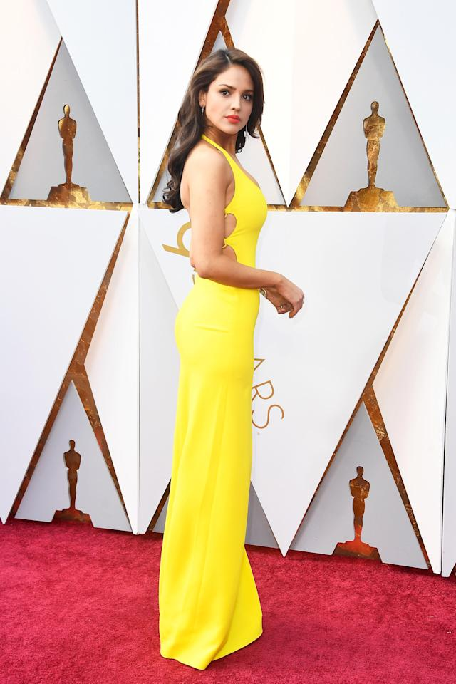 Eiza González. Foto: Frazer Harrison/Getty Images