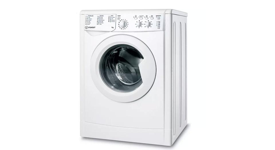 Indesit EcoTime IWC71252W 7KG Washing Machine