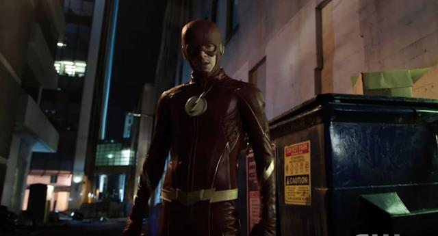 Flash season 3 episode 19