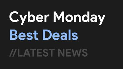 Cyber Monday Best Deals Latest News Logo