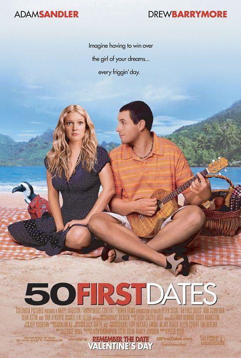 "<p>""I love you very much, probably more than anybody could love another person.""<em><br><br>—50 First Dates </em>(2004)</p>"