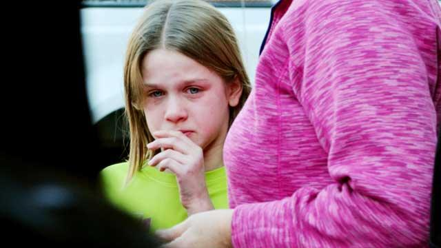 Newtown Shooting: Young Kids Cope With Horror