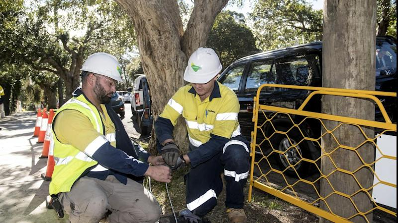 how to connect tv to nbn