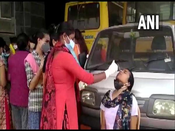 Visual from the college (Photo/ANI)