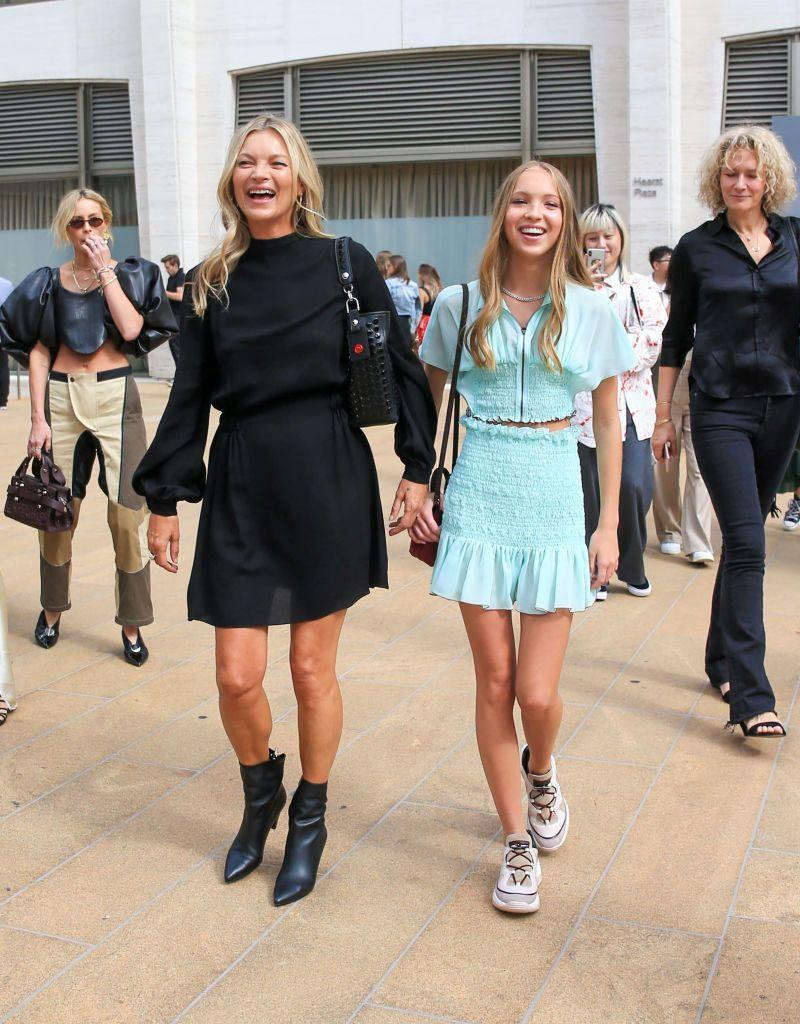 """<p>Since being photographed at <a href=""""https://www.elle.com/uk/fashion/g28923199/models-fashion-week-runway-debuts/"""" rel=""""nofollow noopener"""" target=""""_blank"""" data-ylk=""""slk:Kate Moss"""" class=""""link rapid-noclick-resp"""">Kate Moss</a>' wedding to Jamie Hince to 2011, Lila Grace has become a topic of strong interest among the fashion elite. With near identical model looks to her famous mother, it's no wonder the 16-year-old has already become the face of Marc Jacobs Beauty. </p>"""