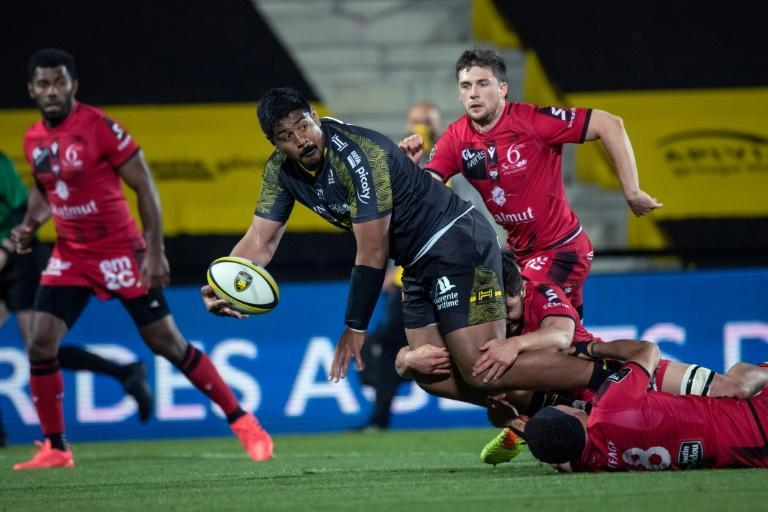 Will Skelton has played 19 of La Rochelle's 21 games this season