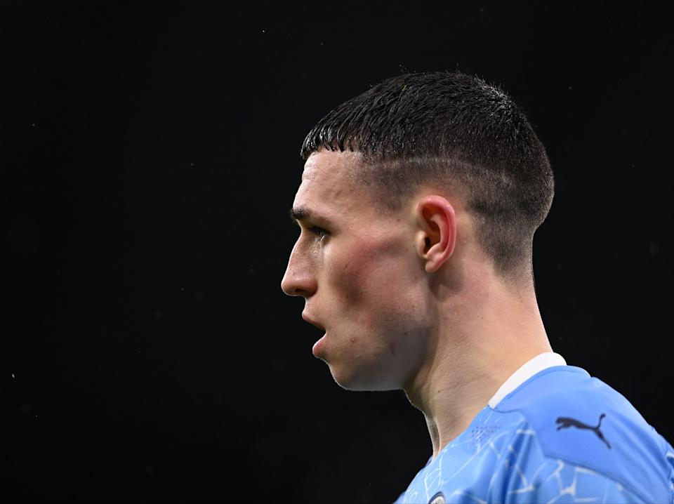 Phil Foden impressed in the second leg of Manchester City's UCL semi-final victory (Getty Images)