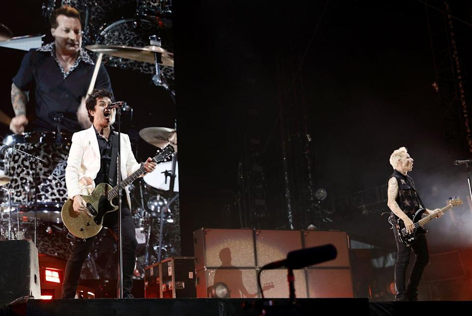<p>The band is still together, performing often along with guitarist Jason White. They had a successful Broadway musical based on their hit album <em>American Idiot</em>, and toured in 2021 on the Hella Mega Tour with Weezer and Fall Out Boy.</p>